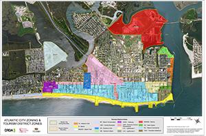 Download Tourism District Map PDF